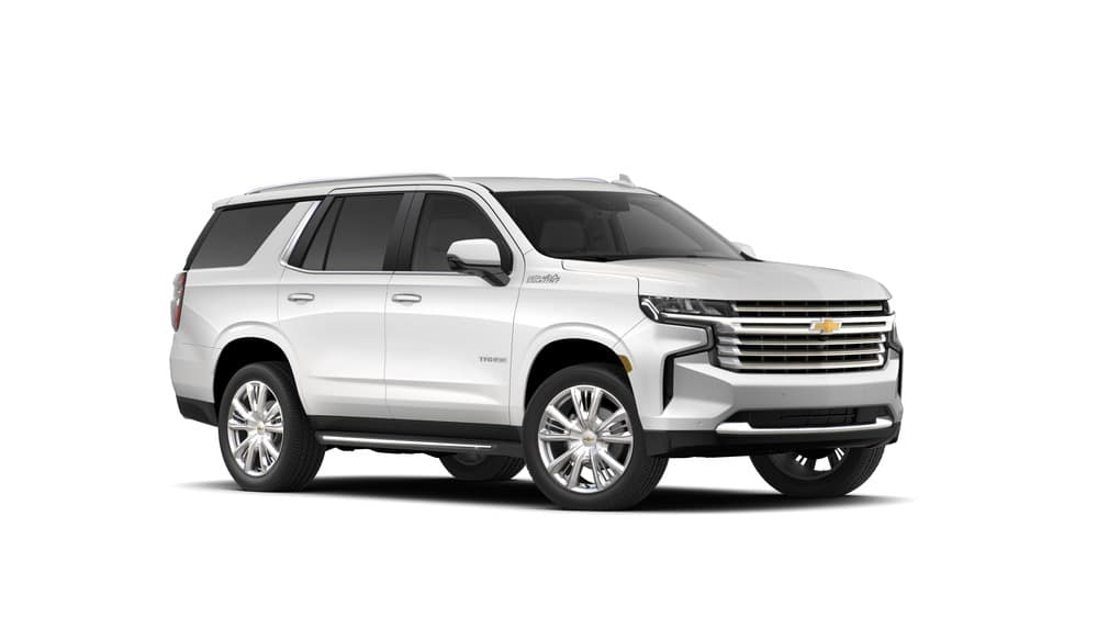 2021 Chevy High Country Trim