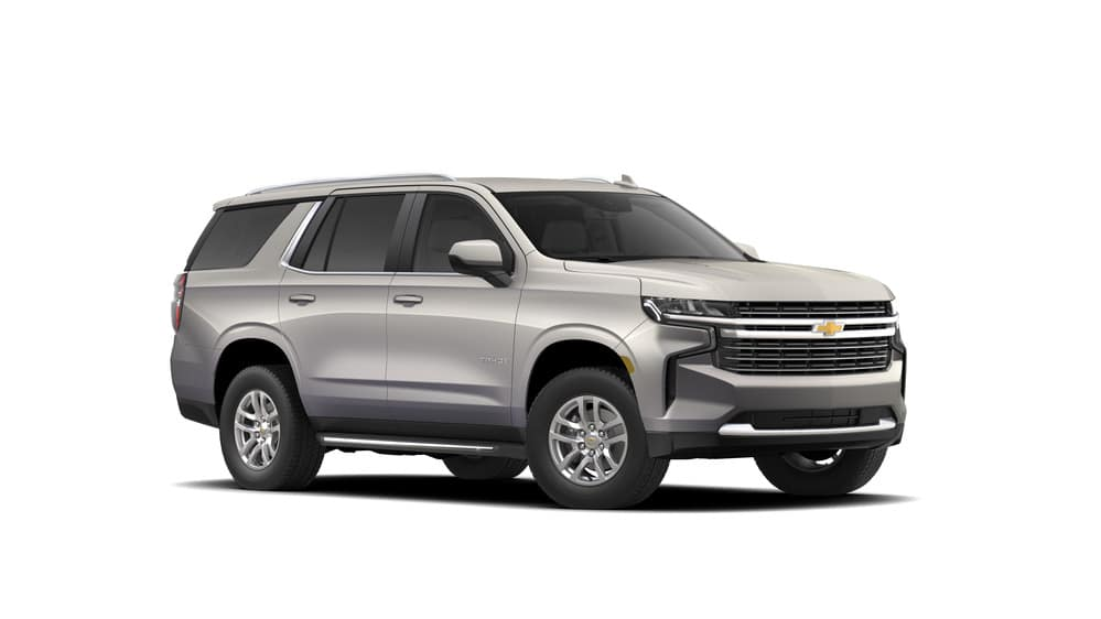 2021 Chevy LT Trim