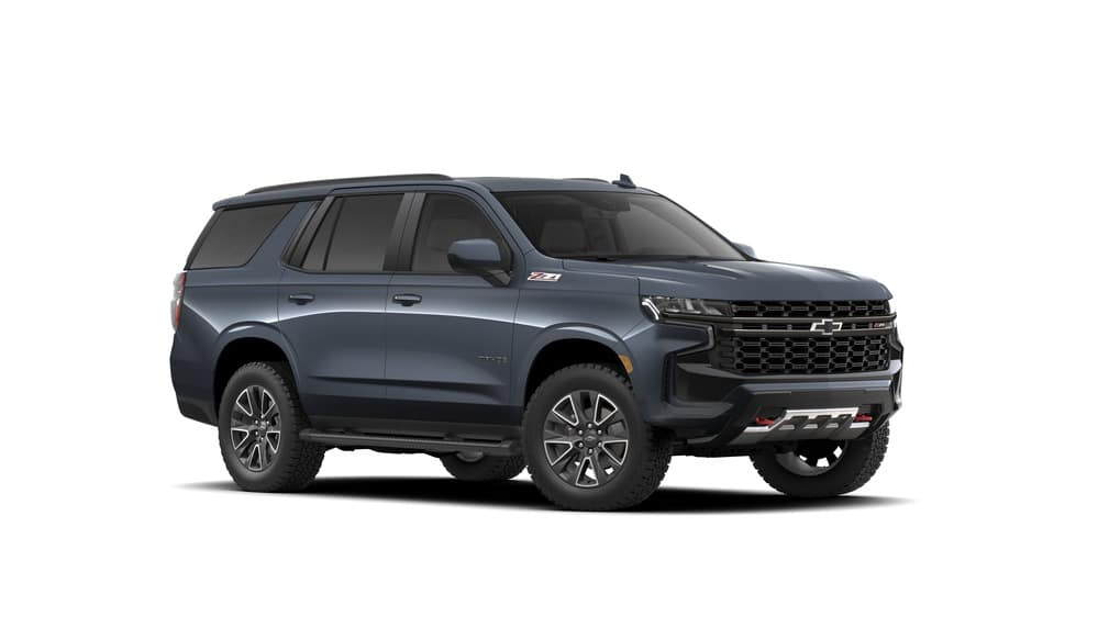 2021 Chevy Z71 Trim