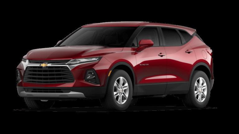 2020 Chevrolet Blazer lease offer in Omaha