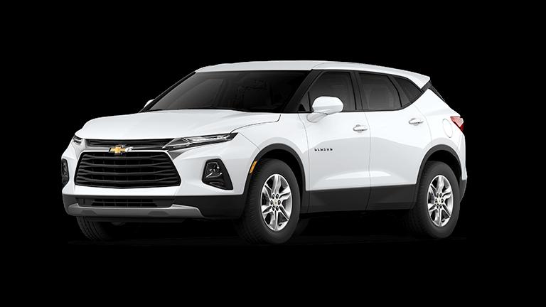 2021 Chevy Blazer L - Summit White