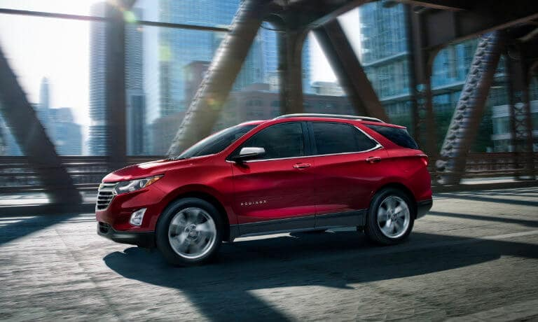 2021 Chevy Equinox Package Options