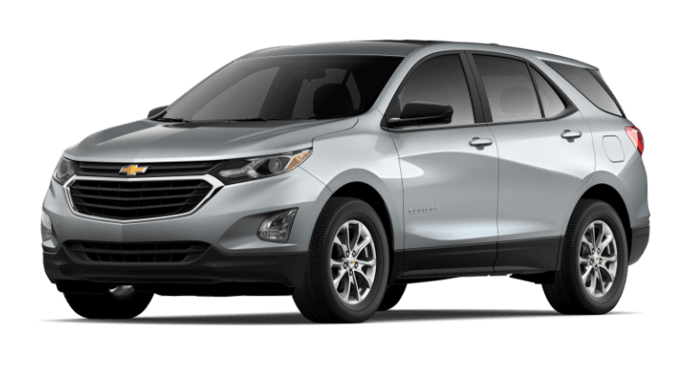 2021 Chevy Equinox L Trim