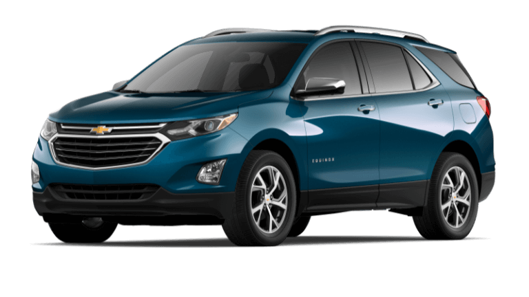 2021 Chevy Equinox Premier Trim