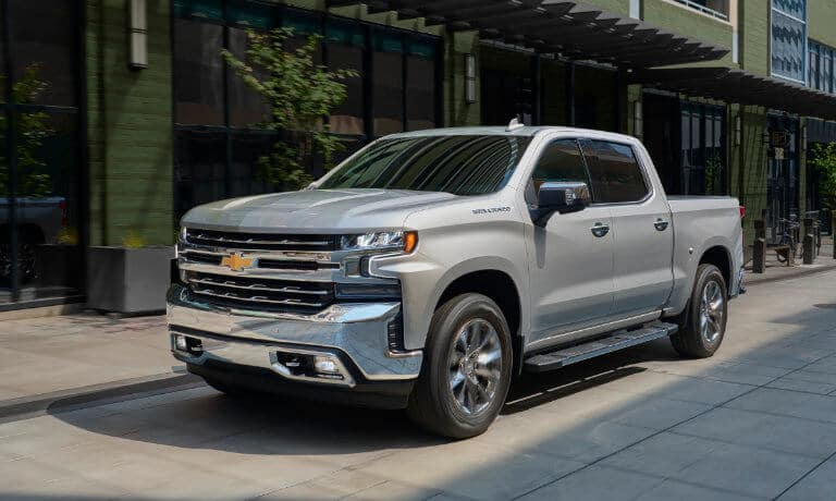 2021 Chevy Silverado for Sale