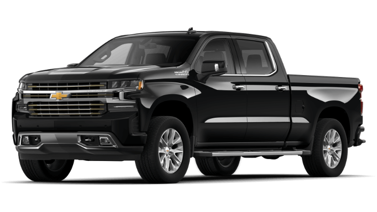2021 Chevy Silverado 1500 High Country Trim