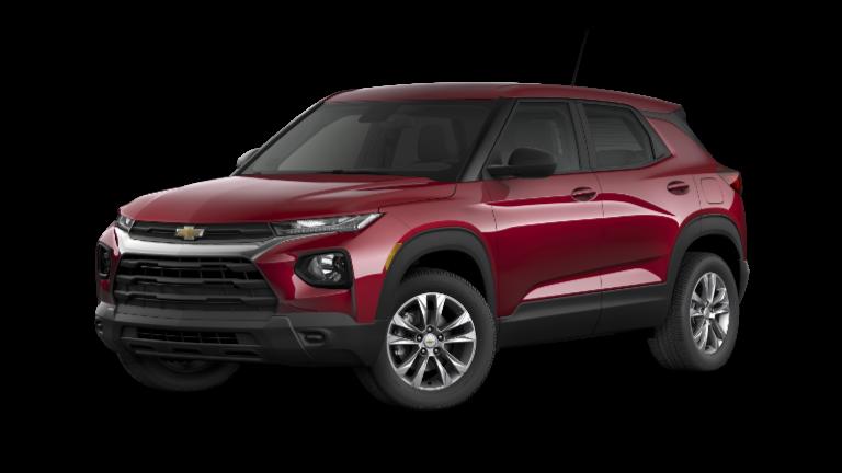 Incoming 2021 Chevy Trail Blazer Vehicles