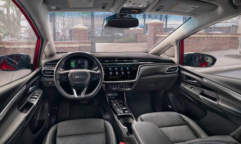 2022 Chevy Bolt Interior view