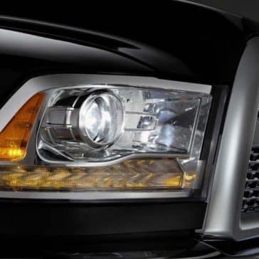 2018 RAM 2500 headlights