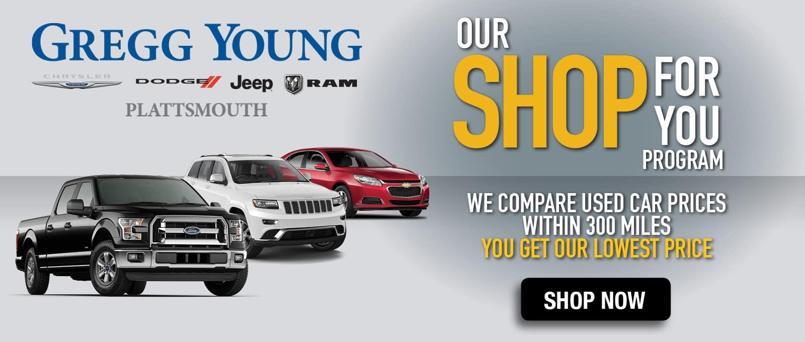 Jeep Dealers Omaha >> Gregg Young Chrysler Dodge Jeep Ram Of Plattsmouth Dodge