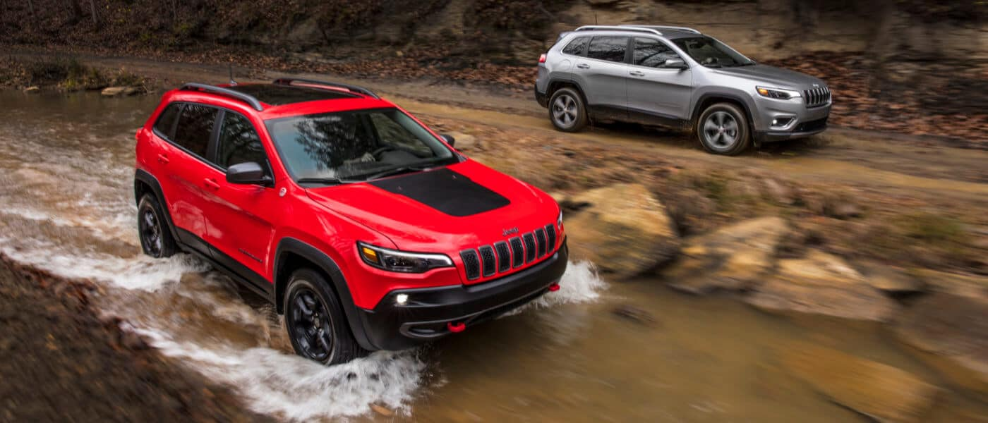 2020 Jeep Cherokee Review