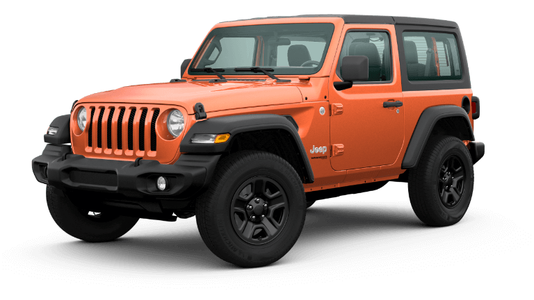 2020 Jeep Wrangler - Punk'n Metallic