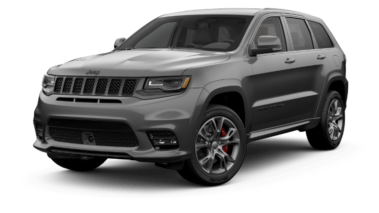 2020 Jeep Grand Cherokee - Sting Gray