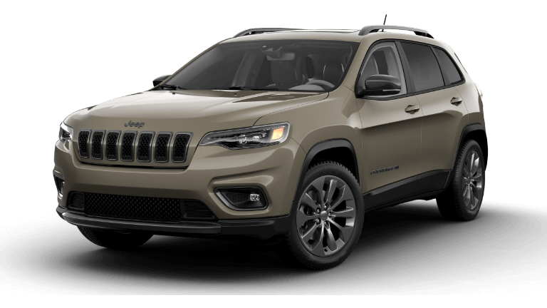 2021 Jeep Cherokee 80th Anniversary