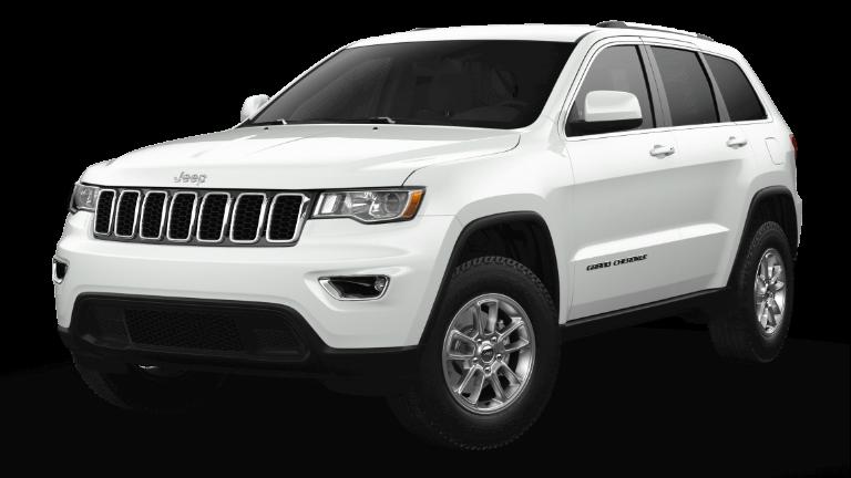 021 Jeep Grand Cherokee Laredo E Bright White