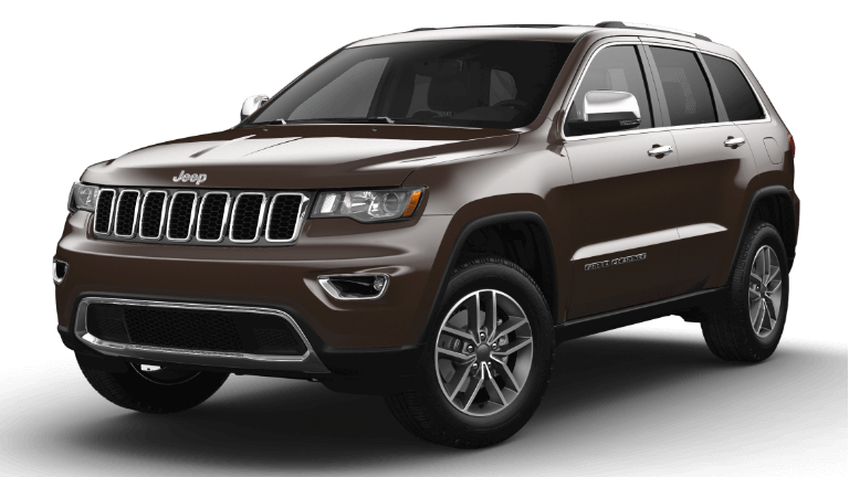 2021 Jeep Grand Cherokee Limited