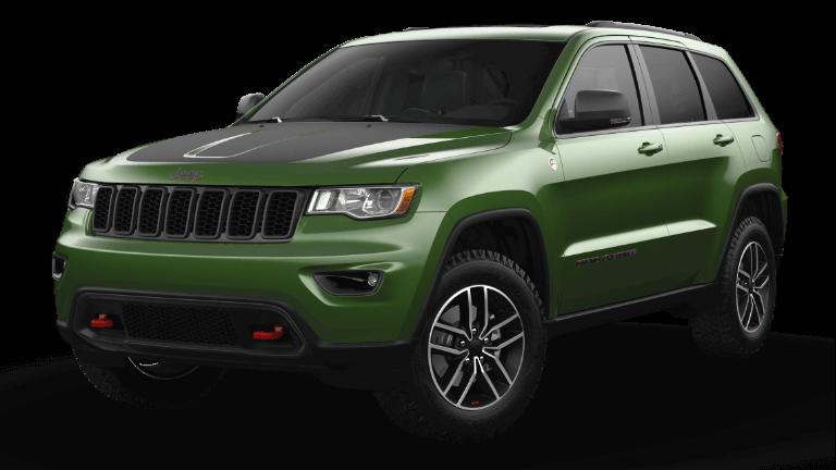 2021 Jeep Grand Cherokee Trailhawk®