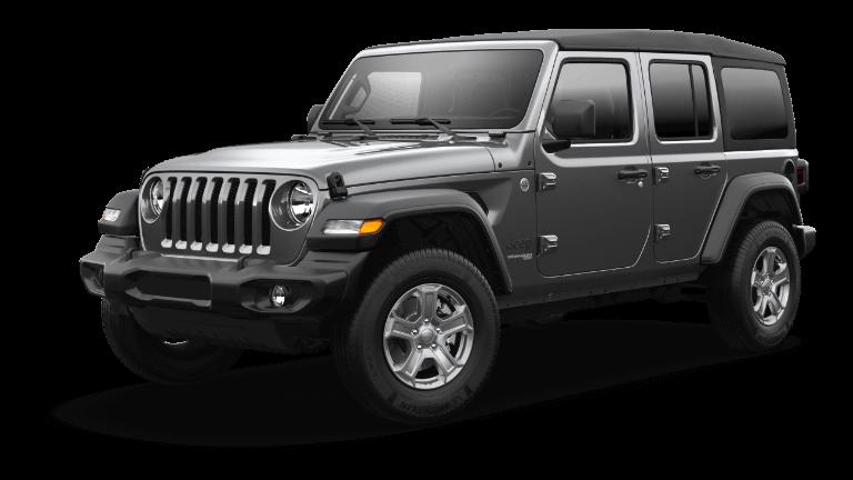 2021 Jeep Wrangler Sport S