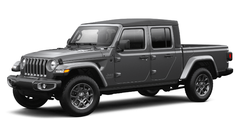 2021 Jeep Gladiator 80th Anniversary