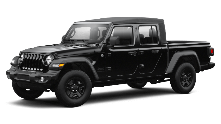 2021 Jeep Gladiator lease deal