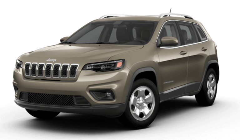 Incoming 2021 Jeep Cherokee Vehicles