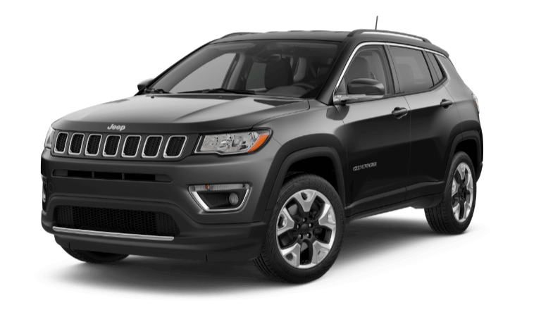 Incoming 2021 Jeep Compass Vehicles