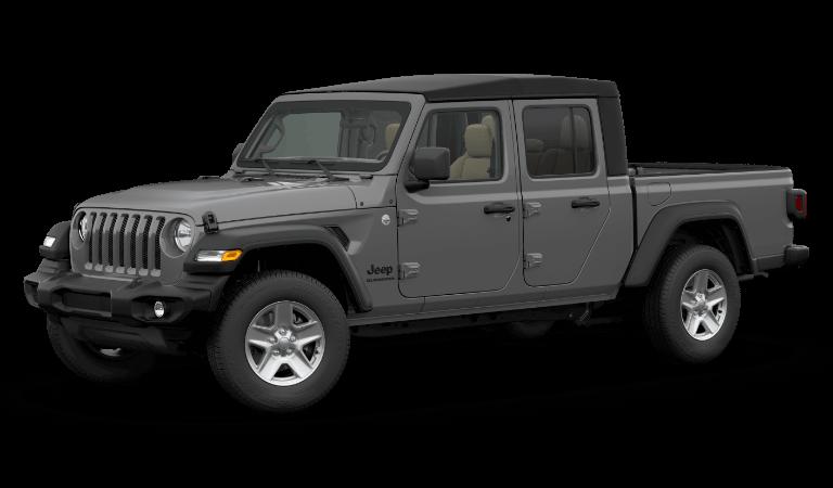 Incoming 2021 Jeep Gladiator Vehicles