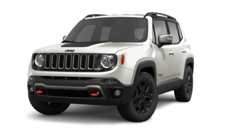Incoming 2021 Jeep Renegade Vehicles