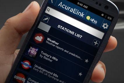 AcuraLink app