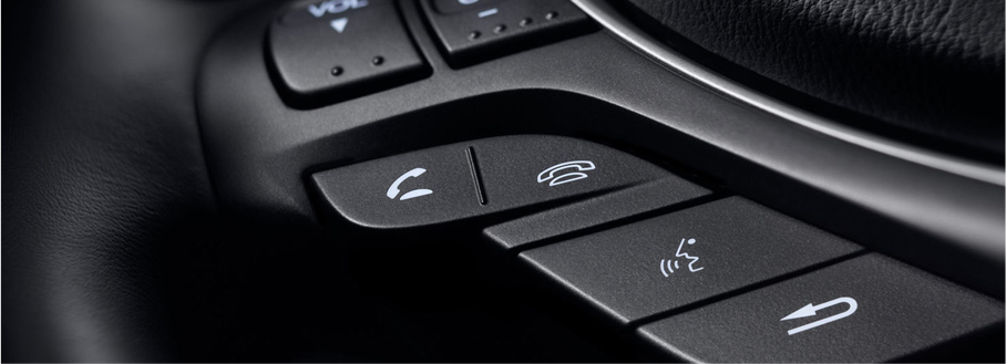 how to pair a phone to the acura mdx via bluetooth technology