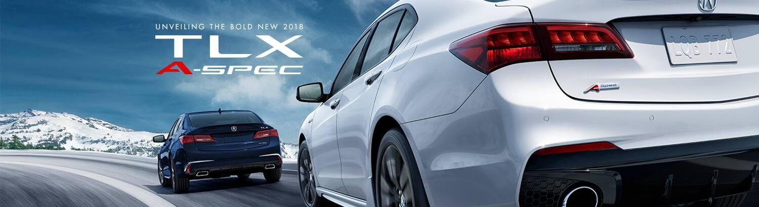 The Acura TLX - 2018 acura tl performance parts