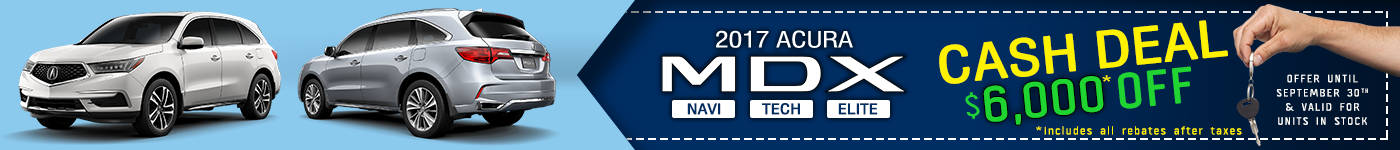2017-MDX-6000