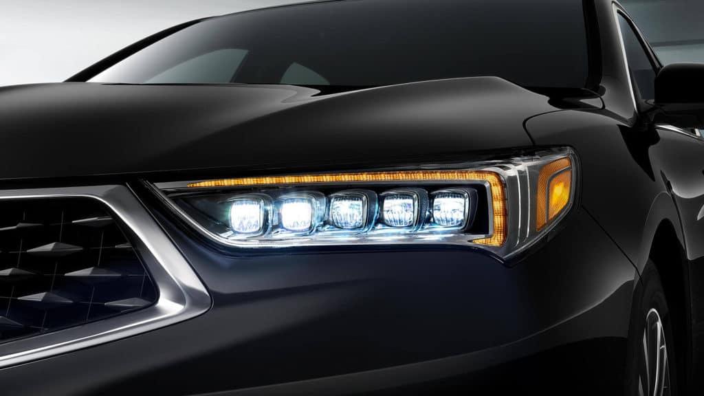 The Acura TLX Dazzles Kelowna West Kelowna And Penticton - 2018 acura tsx headlights