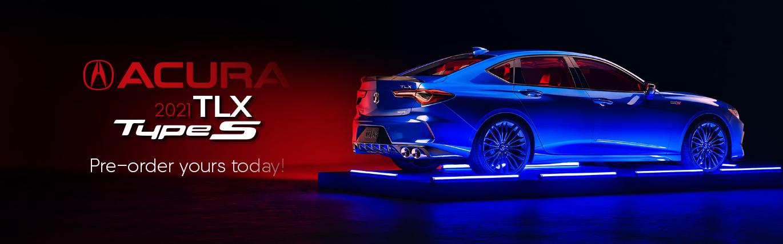 2021 Acura TLX Type-S