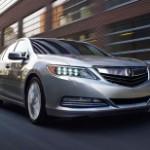 Acura Unveils the 2014 Acura RLX Sport Hybrid SH-AWD