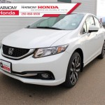 2015 Honda Civic Sedan Front Wheel Drive 4 Door Car-TOURING