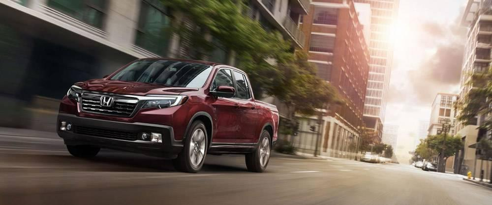 2017 Honda Ridgeline Safety