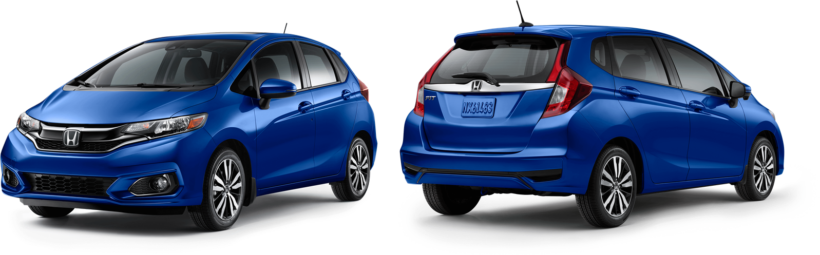 With a sportier look and new advanced tech features, the 2018 Fit continues  to impress.