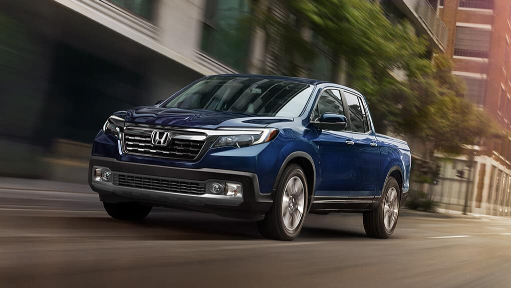 The New 2019 Honda Ridgeline at Harmony Honda in Kelowna