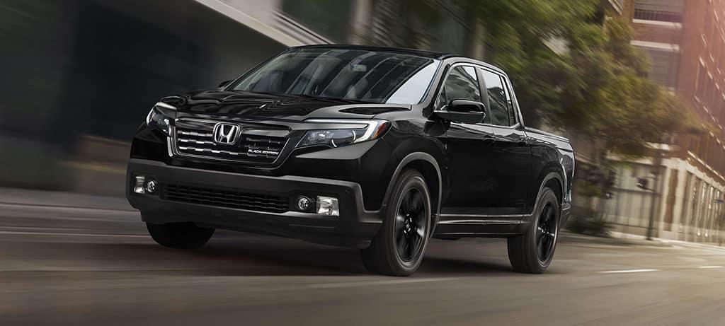 The New 2019 Honda Ridgeline at Harmony Honda in Kelowna