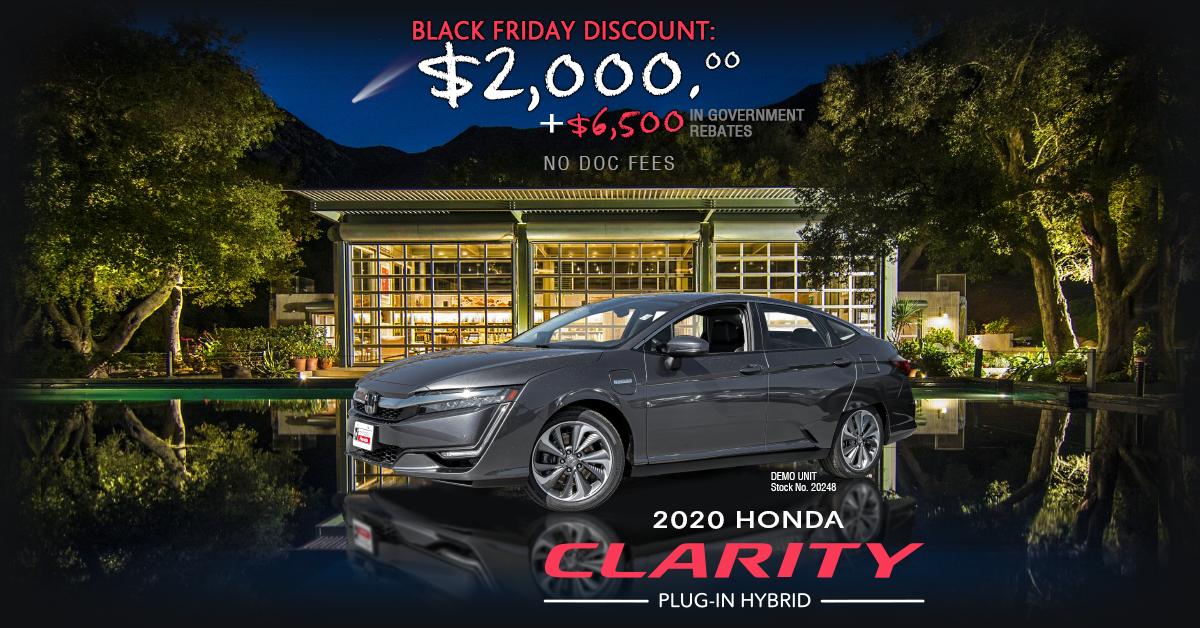 2020 Honda Clarity