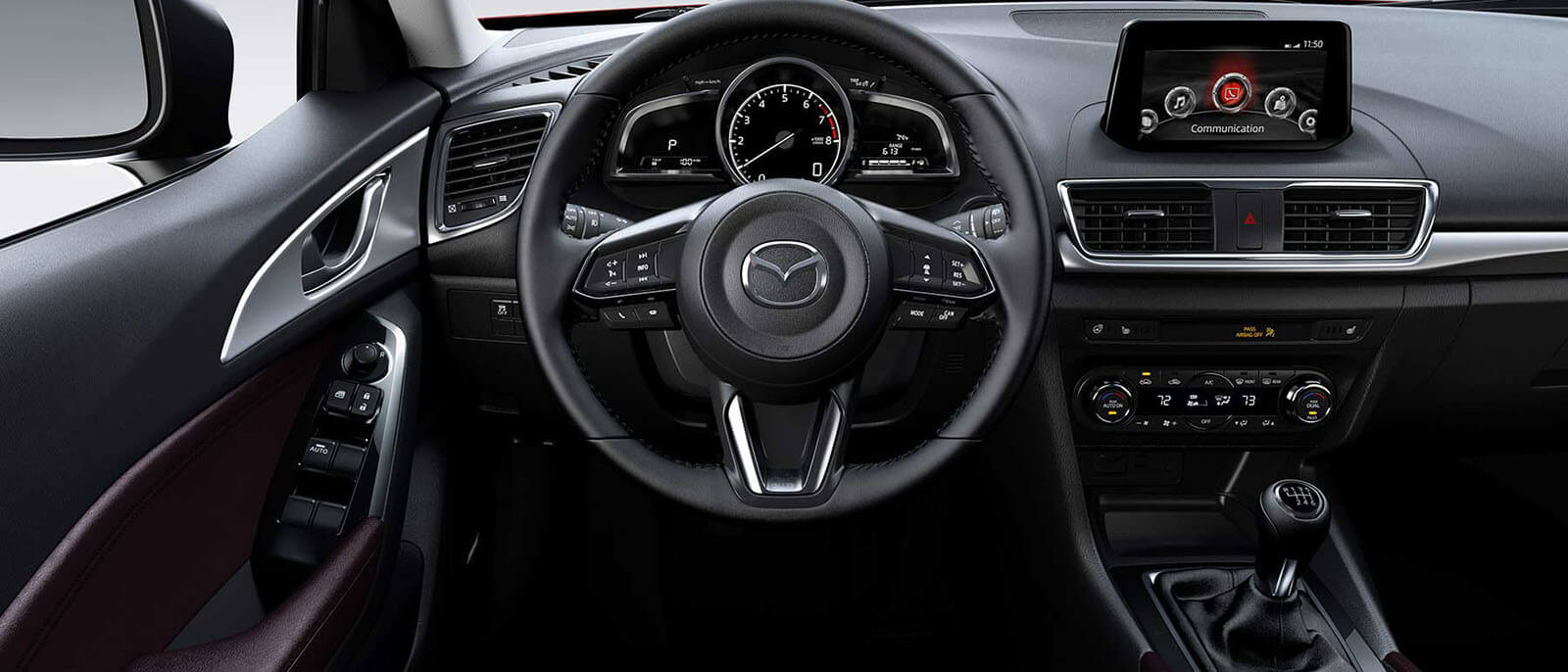 Mazda 2 Sedan Vs Hatchback >> New 2017 Mazda3 Hatchback For Sale | Clermont FL | Price ...