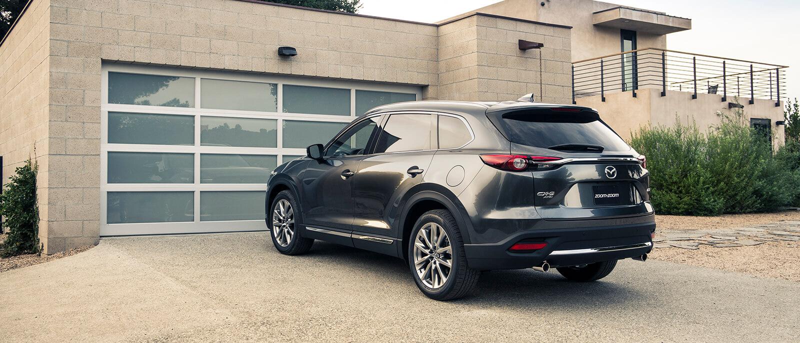 2016 Mazda CX-9 Rear