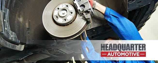 Brake Service at Headquarter Mazda in Clermont, Florida
