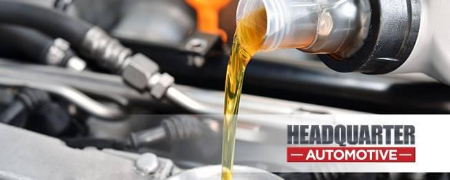 Oil Change at Headquarter Mazda in Clermont, Florida