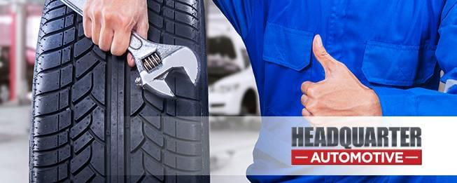 Tire Service at Headquarter Mazda in Clermont, Florida