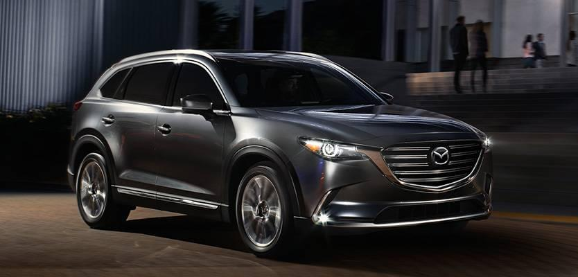 New 2017 Mazda CX-9 for sale in Clermont FL