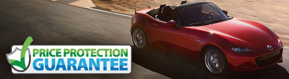 Enjoy Price Protection Guarantee at Headquarter Mazda | Clermont, FL