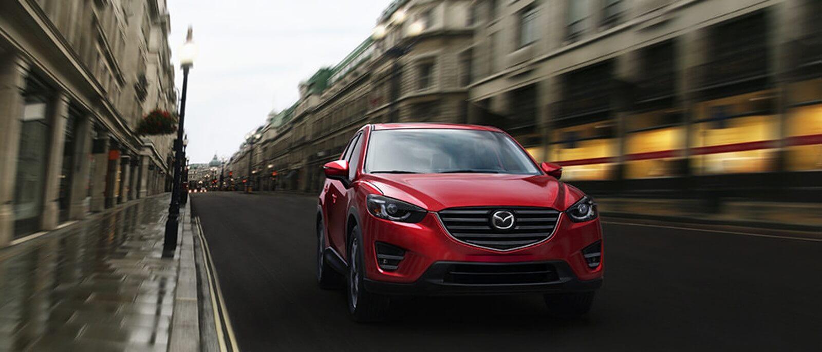 2016-Mazda-CX-5 Red