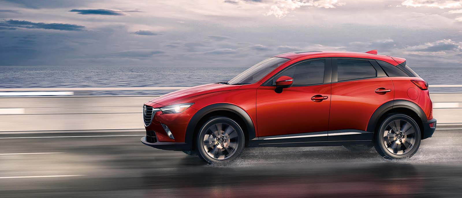 2018 Mazda CX-3: News, Changes, Performance >> 2017 Mazda Cx 3 Suv Model Info Price Mpg Features